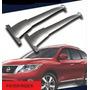 Barras Portaequipaje Nissan Pathfinder Transversales 2013 +