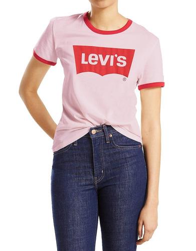 Levi's® Mujer Playera Perfect Ringer Tee 35793-0009