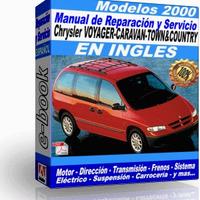 CHRYSLER CARAVAN-VOYAGER-TOWN 2000 (ingles)