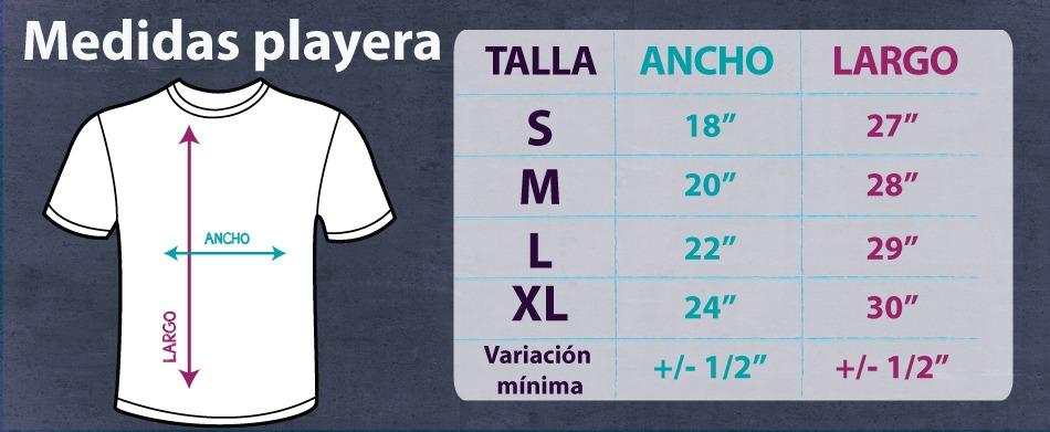 Playera Oficial LOS CALIGARIS purple Tee