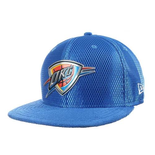 Gorra New Era 59fifty Oklahoma City Thunder On Court Team Co