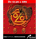 CD Oficial OZOMATLI Don't Mess With the Dragon