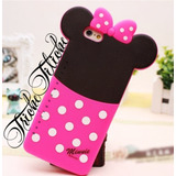 Funda / Botarga Minnie / Mimi Galaxy S6
