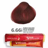 Tinte  + Color + Hidratación Tono 6.66i