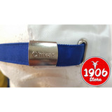 Gorra Infantil Chivas blanco/azul