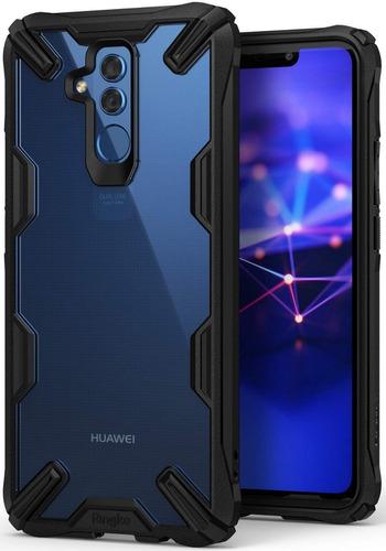 Funda Huawei Mate 20 Lite Fusion X Black Ringke Uso Rudo