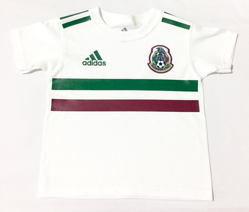 Playera Seleccion Mexicana Blanca 2018 Niño en venta en Centro ... fdaaf4d11ac