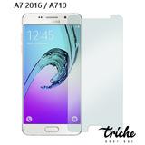 Cristal Templado Mica Contra Golpes Galaxy A7 2016 A710