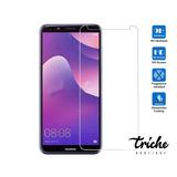 Cristal Templado Mica Contra Golpes Huawei Y5 2018