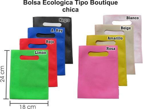 95598bb83 500 Bolsa 18*24 Tipo Boutique Ecológic, Sin Impresión en venta en ...