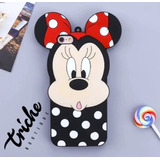 Funda Botarga Minnie Mimi Iphone 7 Triche