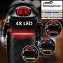 Tira De Led Moto Stop Direccionales Universal Cafe Racer Hd