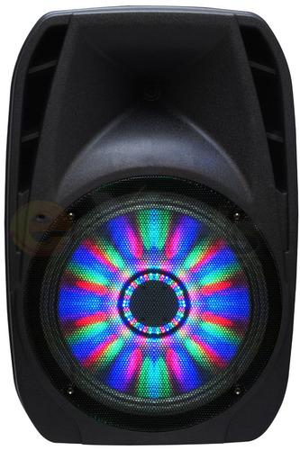 Bafle Recargable 15 Usb Sd Leds Rgb Bluetooth 10 000 W Xaris
