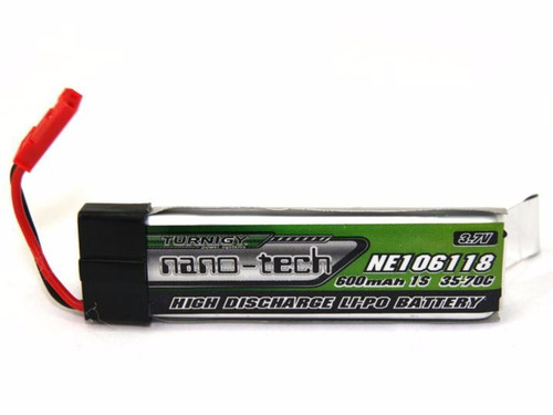 Bateria Lipo 3.7v 600mah Nano-tech 1s
