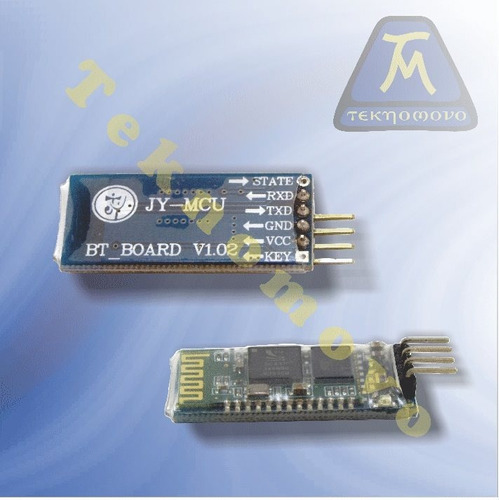 Bluetooth Modulo Hc-06 Pic Avr Programador