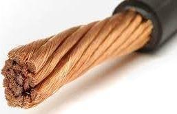 Cable Industrial Calibre 0 Cobre 100% Flexible Viakon 1mt
