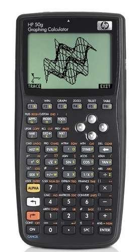 Calculadora Hp 50g (para Estudiantes Y Profesionistas)