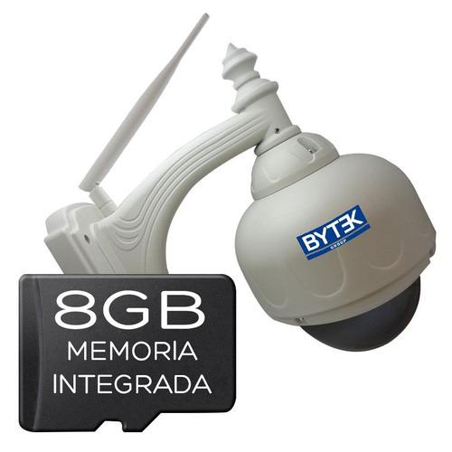Camara Ip Domo Zoom Wifi Video Vigilancia X Internet Lbf