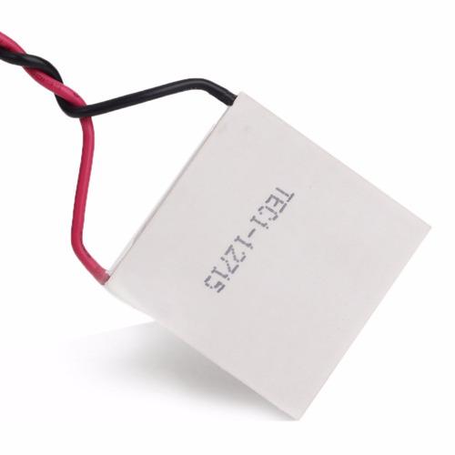 Celda Peltier Termoeléctrica 12v 15a Tec1-12715, Arduino