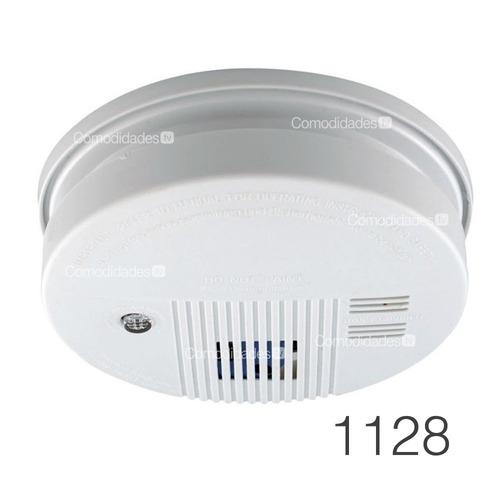 Detector Sensor De Humo Inalambrico Alarma Incendios Casa Of