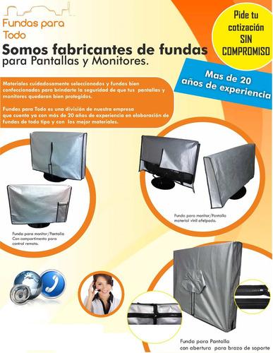 Funda Para Tv Pantalla Plana (led, Lcd, Plasma, Etc)