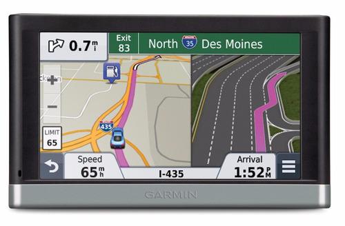 Gps Garmin Nuvi 2597lmt Bluetooth Mapas De Por Vida Msi
