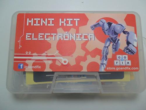 Kit Arduino Mini De Electrónica El Mas Completo Raspberry.