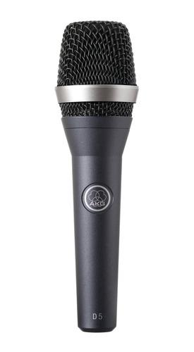 Microfono Akg D5 Supercardioide Mejor Que Shure Nuevo Mn4
