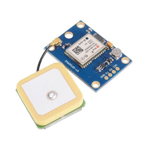 Modulo Gps Ublox Neo 6-m Arduino