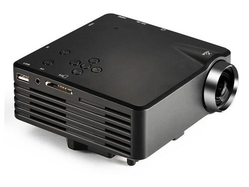 Proyector Led Dvd Xbox Usb Sd Vga Hdmi Control R 80 Lumen