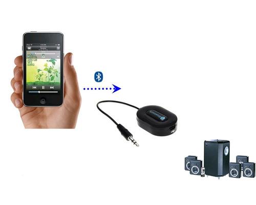 Receptor Bluetooth Bm-e9 Para Entrada Aux 3.5mm Smartphone