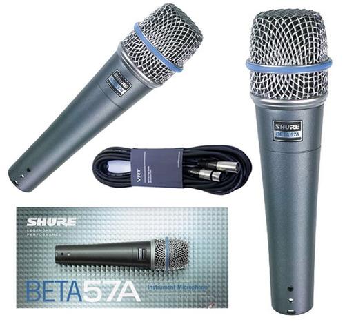 Shure Beta 57 Nuevo Con Garantia De 1 Año Envio Gratis