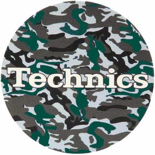 Slipmats Deslizadores De Vinyl Para Tornamesa, Traktor Magma
