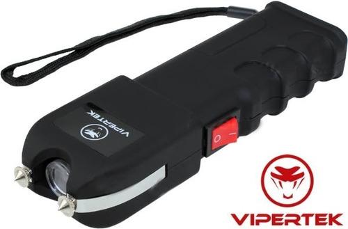 Stun Gun Taser 19mv Inmovilizador Profesional Con Luz Led