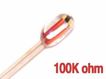 Termistor 100k Ohm Thermistor 3950 Impresora 3d Reprap Prusa